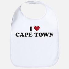 I Love Cape Town Bib