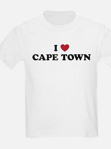 I Love Cape Town T-Shirt