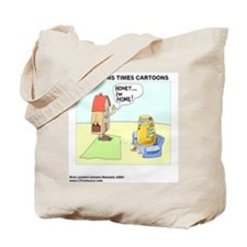 A Home Married To Jar Of Honey Tote Bag