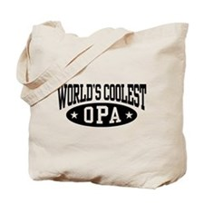 World's Best Opa Tote Bag