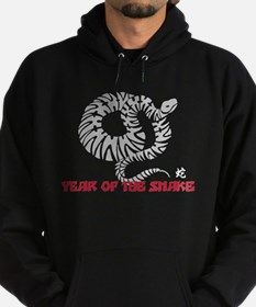 Chinese New Year of The Snake Hoodie (dark)