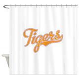 Clemson Shower Curtains
