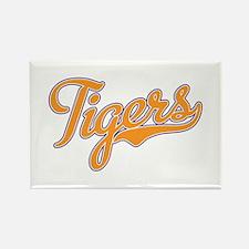 Go Tigers! South Carolina Palmetto Flag Rectangle