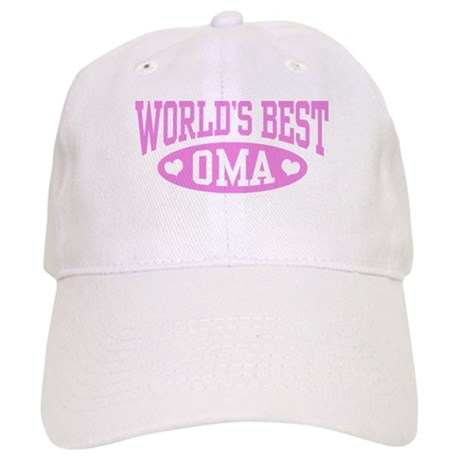 World's Best Oma Cap