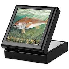 Redfish Keepsake Box