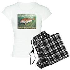 Redfish Pajamas