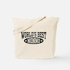 World's Best Nonno Tote Bag
