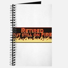 Retired But Still On Fire Journal