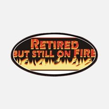 Retired But Still On Fire Patches