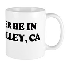 Rather: DEATH VALLEY Small Mug
