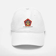 U.S Army Field Band with Text Baseball Baseball Cap