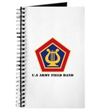 U.S Army Field Band with Text Journal