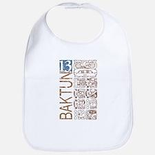 Baktun 13 - Mayan Calendar Glyphs Bib