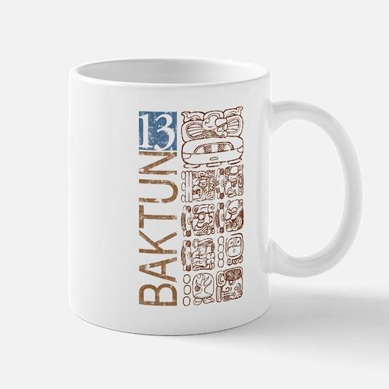 Baktun 13 - Mayan Calendar Glyphs Mug
