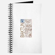 Baktun 13 - Mayan Calendar Glyphs Journal