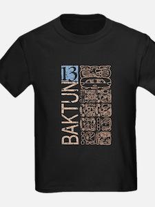 Baktun 13 - Mayan Calendar Glyphs T