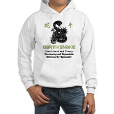 Year of The Earth Snake 1929 1989 Hoodie