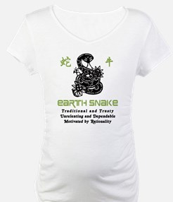 Year of The Earth Snake 1929 1989 Shirt