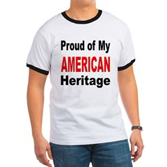 Proud American Heritage (Front) T