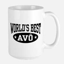 World's Best Avo Mug