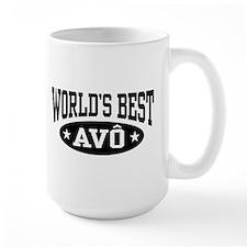 World's Best Avo Mug