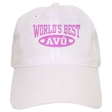 World's Best Avo Baseball Cap