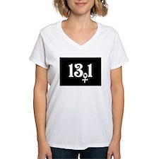 13.1 female runner Shirt