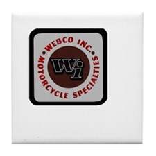 Webco Incorporated Tile Coaster