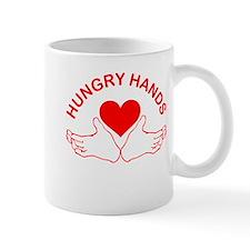 Hungry Hands Mug