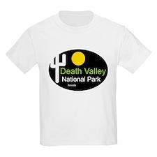 death valley national park Nevada T-Shirt