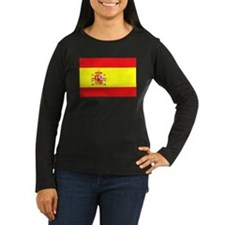 Spanish Flag spain yellow T-Shirt