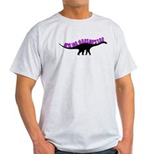 Girls Like Dinosaurs Too - Diplodocus T-Shirt