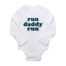 rundadyrun_blue Body Suit