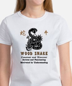 Year of The Wood Snake 1965 Women's T-Shirt