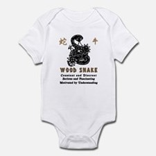 Year of The Wood Snake 1965 Infant Bodysuit