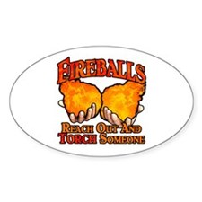 Fireballs Decal
