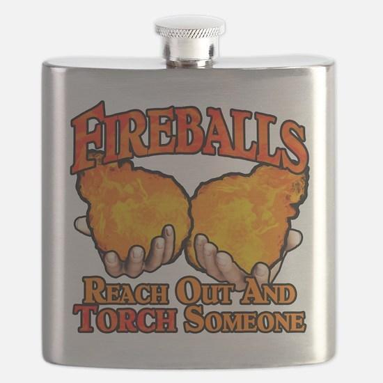 Fireballs Flask