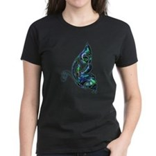 Abalone Shell Butterfly Tee