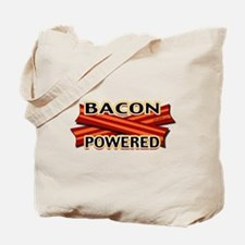 Bacon Powered Tote Bag