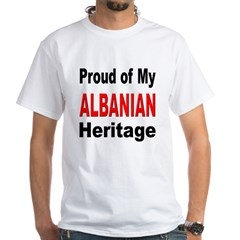 Proud Albanian Heritage (Front) Shirt