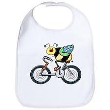Bee on a Bike Bib