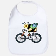 Bee on a Bike Bib