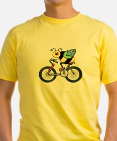 Bee on a Bike T