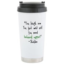 Tech Support Travel Mug