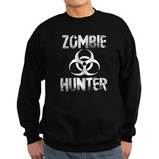 Zombie Hunter 1a cp.png Sweatshirt