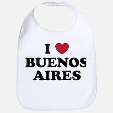 I Love Buenos Aires Bib