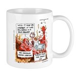 Stand Your Ground Law Enters Hell Mug
