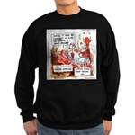 Stand Your Ground Law Enters Hell Sweatshirt (dark