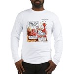 Stand Your Ground Law Enters Hell Long Sleeve T-Sh