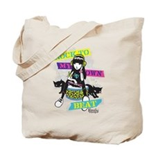 Rock To My Own Beat Tote Bag